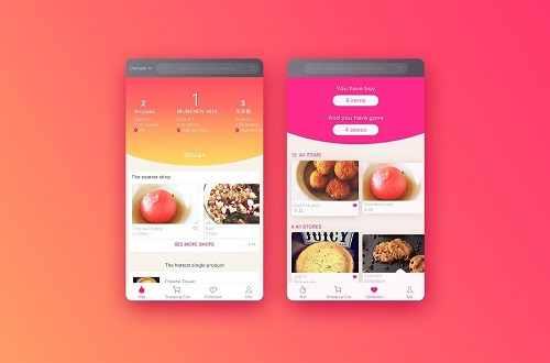 app商城网站开发报价单明细费用