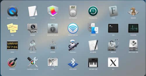 点开LaunchPad,在其他中找到打开钥匙串访问 01